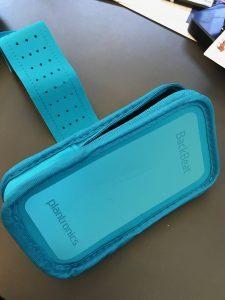 Handy little phone holder