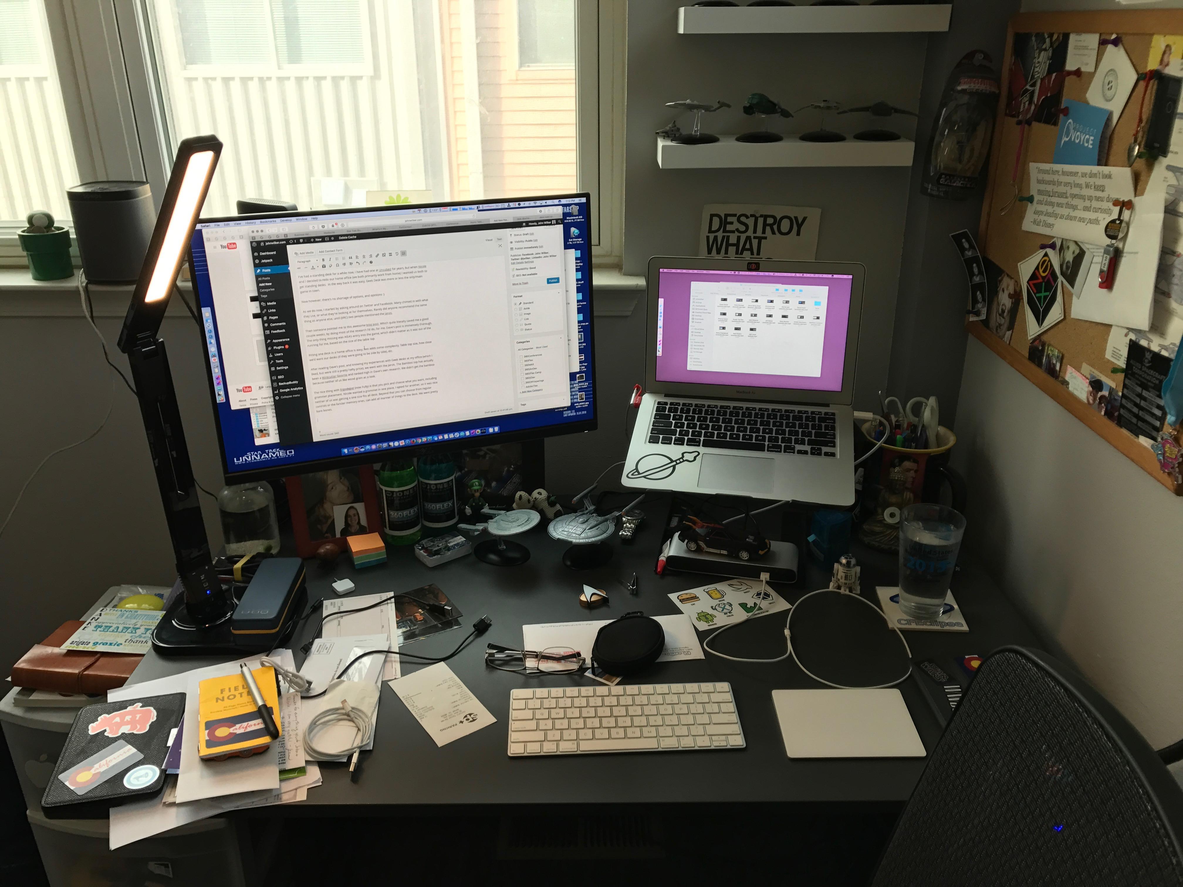 Jarvis Standing Desk Review Johnwilker Com
