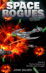 Space Rogues new cover
