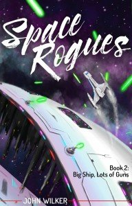 Space Rogues 2 cover