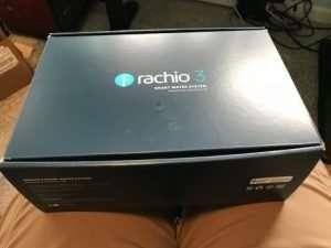 Rachio S3 Box