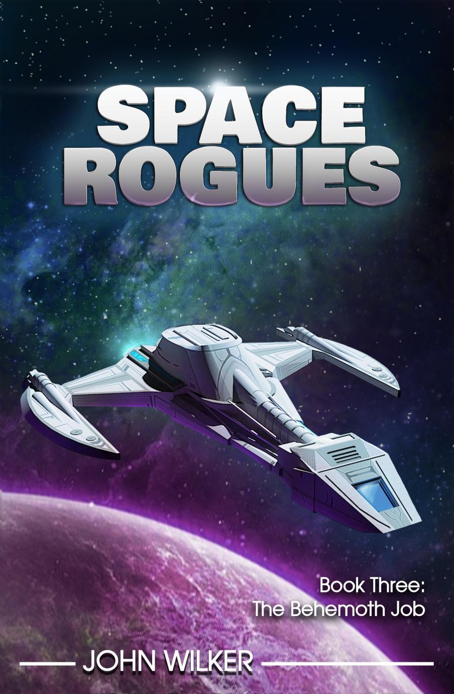 Space Rogues 3 cover