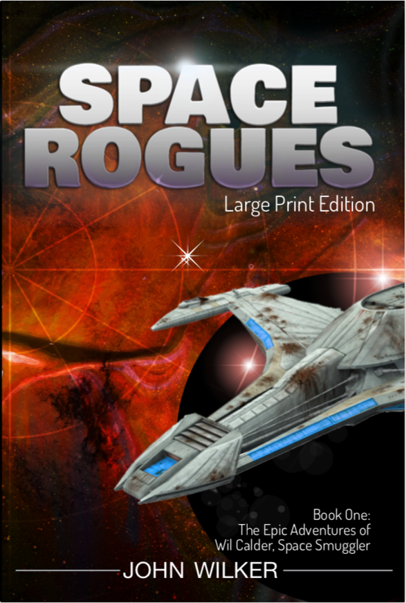 Space Rogues Large Print