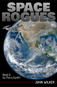 Space Rogues 5 Cover version 2