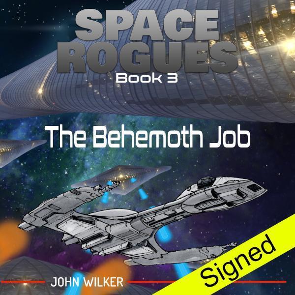 SR3 Signed cover