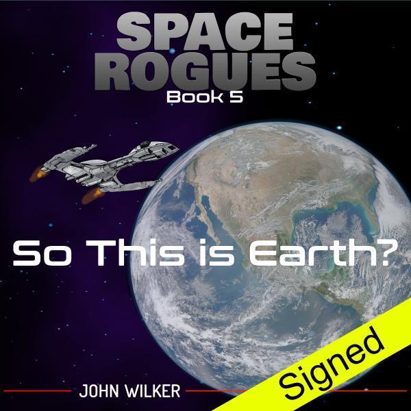 SR5 signed cover