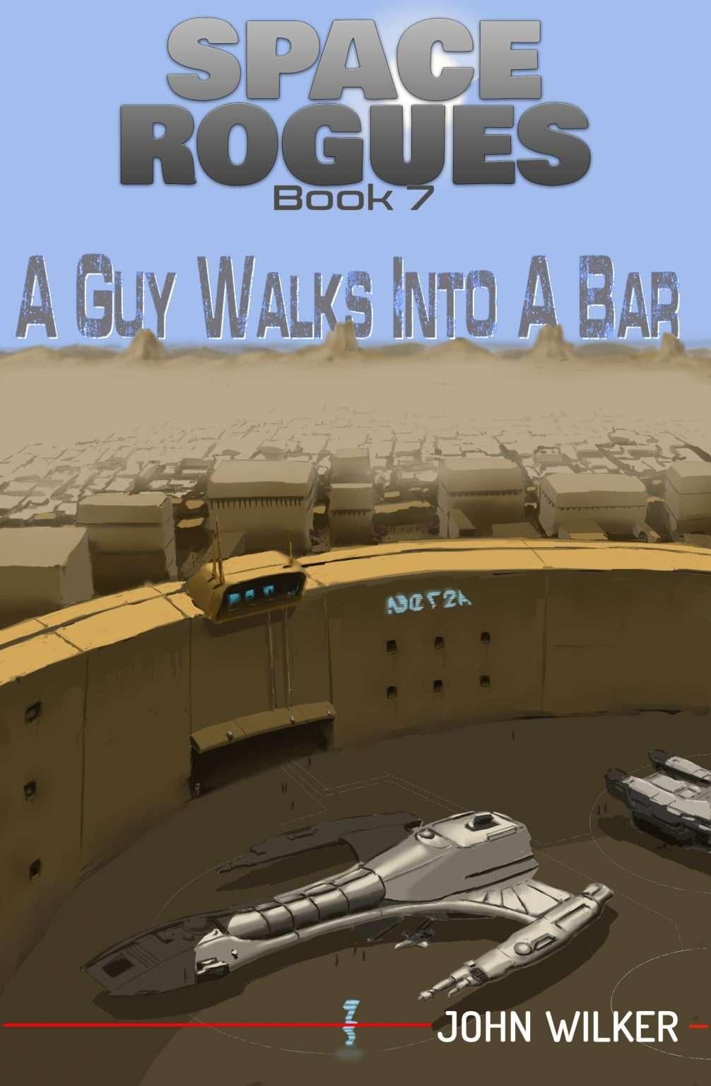 Book Cover: A Guy Walks into a Bar