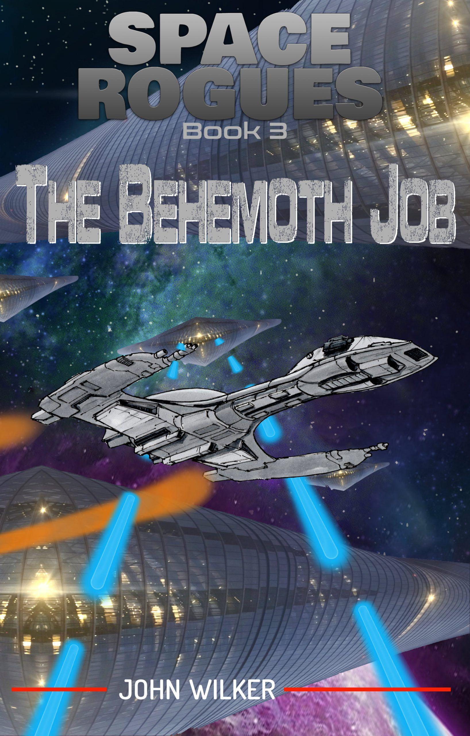 Book Cover: The Behemoth Job