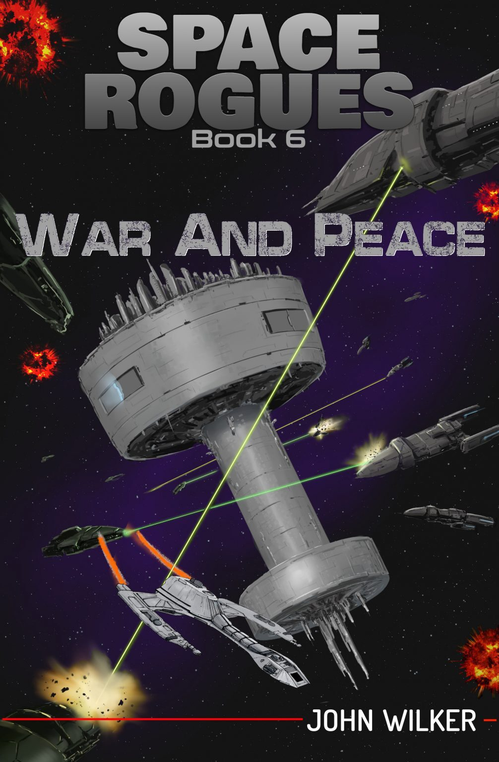 Book Cover: War and Peace