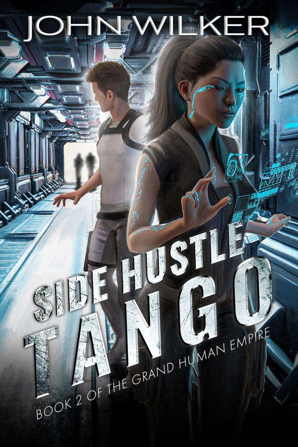 Book Cover: Side Hustle Tango