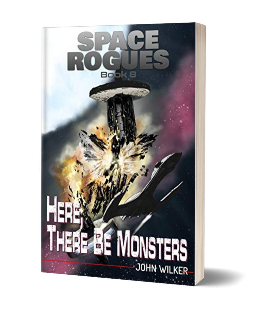 Space Rogues book 8 Paperback