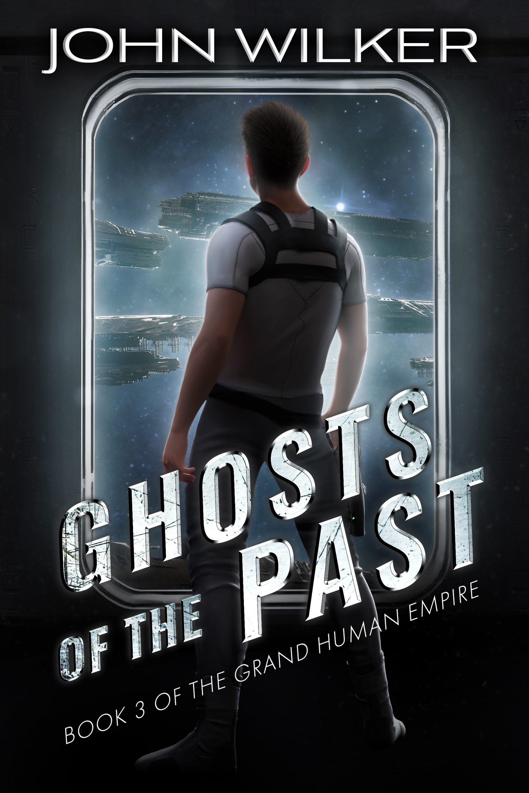 Book Cover: Ghosts of the Past